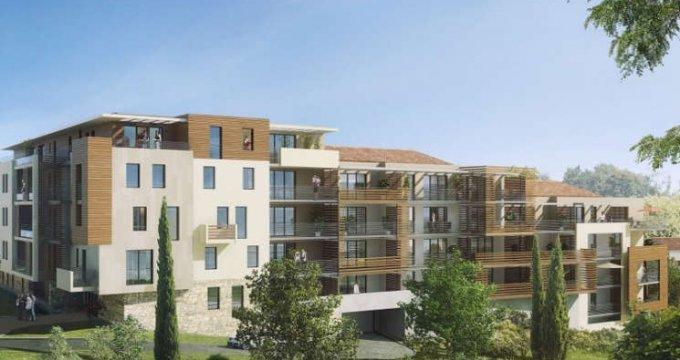 Achat / Vente programme immobilier neuf Aix-en-Provence quartier Bouenhoure (13090) - Réf. 1317