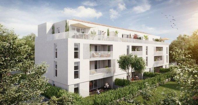Achat / Vente programme immobilier neuf Aix-en-Provence quartier des facultés (13090) - Réf. 869