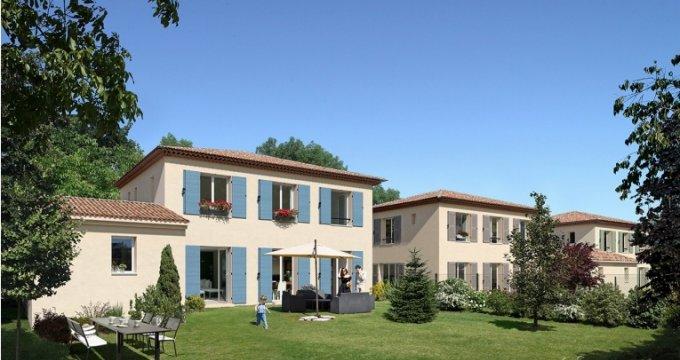 Achat / Vente programme immobilier neuf Allauch Les Tourres (13190) - Réf. 1016