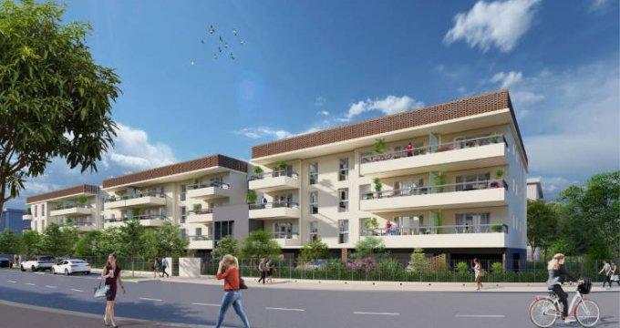 Achat / Vente programme immobilier neuf Arles à 6 min du cœur historique (13200) - Réf. 5871