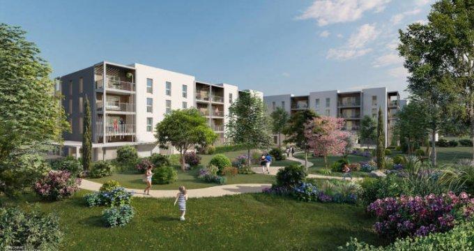 Achat / Vente programme immobilier neuf Arles avec vues sur canal (13200) - Réf. 5770