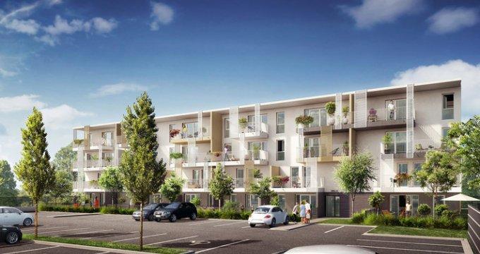 Achat / Vente programme immobilier neuf Arles quartier plaine de Montmajour (13200) - Réf. 3743