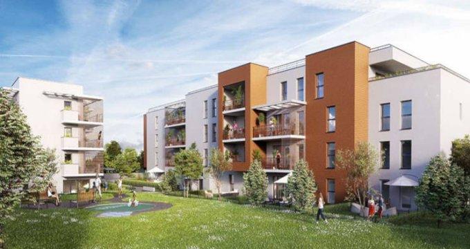 Achat / Vente programme immobilier neuf Aubagne proche écoles (13400) - Réf. 3219