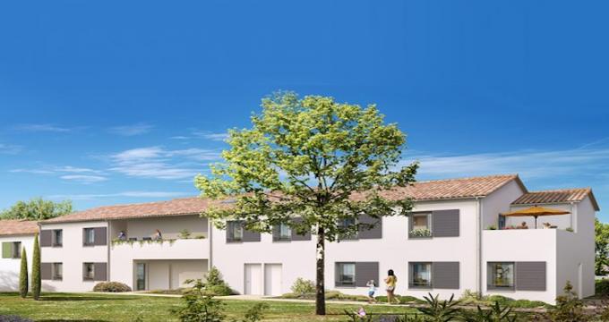 Achat / Vente programme immobilier neuf Fuveau à 50 mètres des écoles (13710) - Réf. 3788