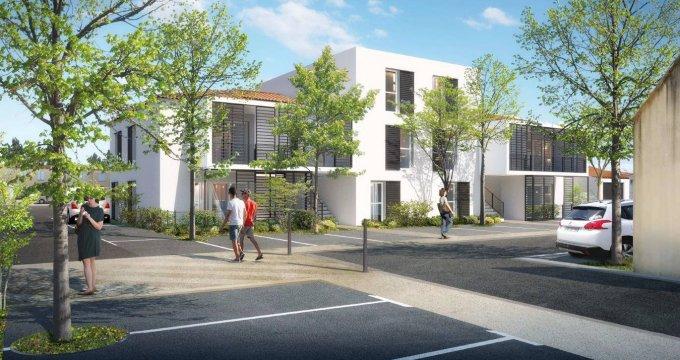 Achat / Vente programme immobilier neuf Istres proche commerces et centre-ville (13800) - Réf. 6239