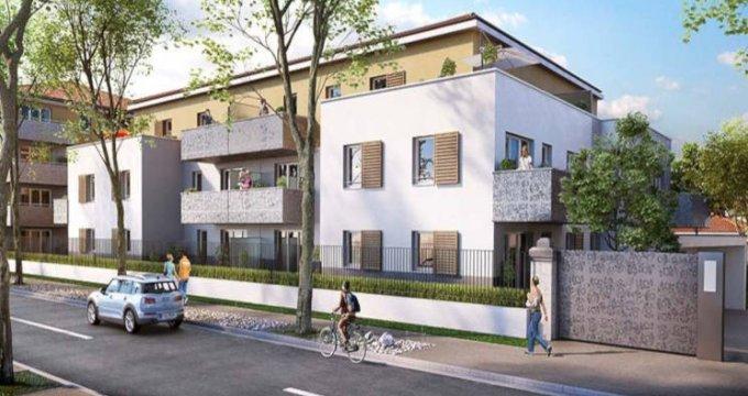 Achat / Vente programme immobilier neuf Istres proche école La Clef Des Champs (13800) - Réf. 3608