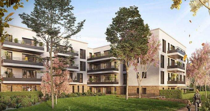 Achat / Vente programme immobilier neuf La Ciotat cœur secteur Garoutier (13600) - Réf. 3029