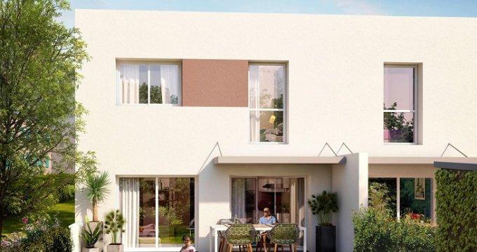 Achat / Vente programme immobilier neuf La Fare-les-Oliviers écoquartier Saint-Exupéry (13580) - Réf. 2596