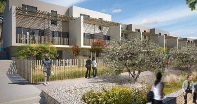 Achat / Vente programme immobilier neuf Lançon-Provence proche centre-ville et commerces (13680) - Réf. 1313