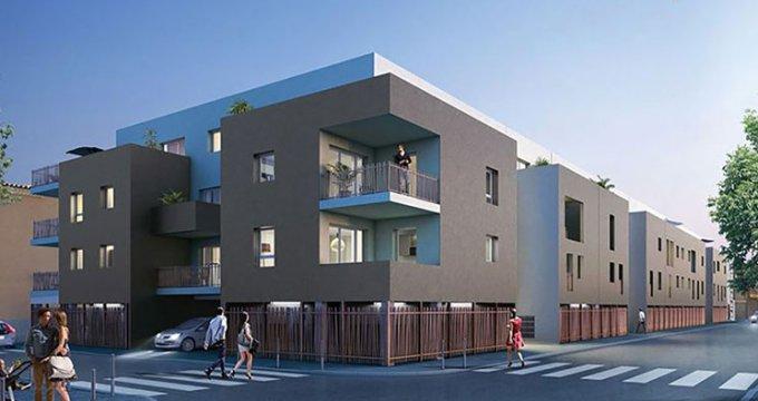 Achat / Vente programme immobilier neuf Marignane proche Côte Bleue (13700) - Réf. 2262