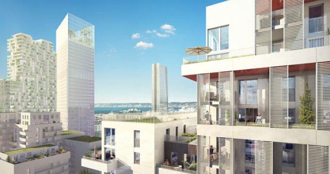 Achat / Vente programme immobilier neuf Marseille 03 proche Vieux Port (13003) - Réf. 621