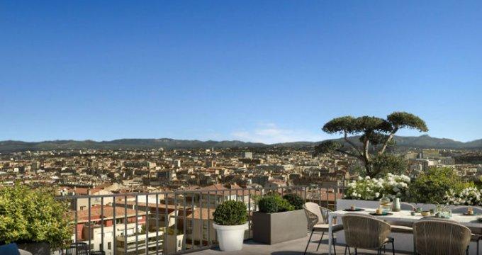 Achat / Vente programme immobilier neuf Marseille 06 proche centre-ville (13006) - Réf. 3121