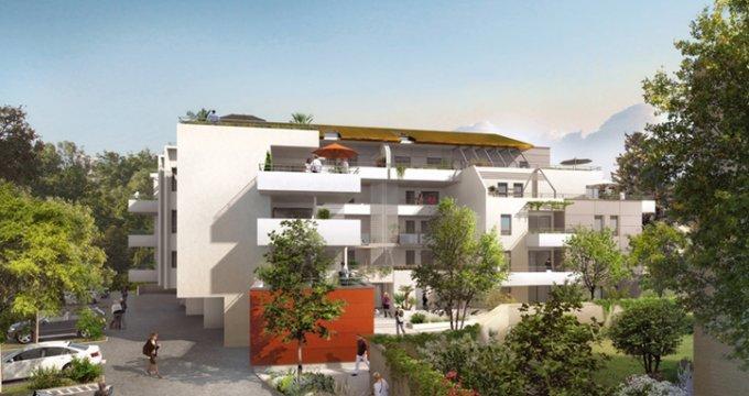 Achat / Vente programme immobilier neuf Marseille 08 proche bord de mer (13008) - Réf. 26