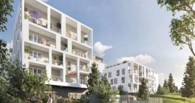 Achat / Vente programme immobilier neuf Marseille 10 Les Hauts de Chanteperdrix (13010) - Réf. 2939