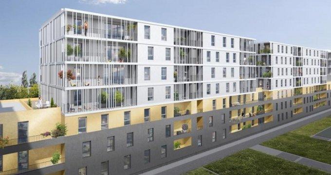 Achat / Vente programme immobilier neuf Marseille 10 proche hippodrome Vivaux (13010) - Réf. 1182