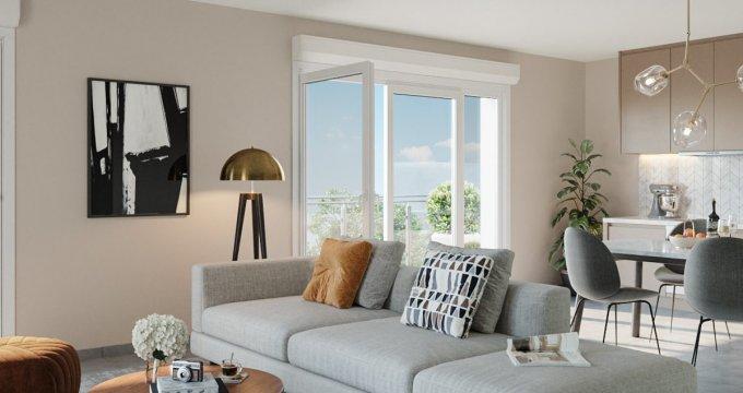 Achat / Vente programme immobilier neuf Marseille 10 résidence intimiste à la Capelette (13010) - Réf. 6240