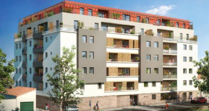 Achat / Vente programme immobilier neuf Marseille 10 Timone-St Pierre - Accès rapide hyper centre (13010) - Réf. 2629