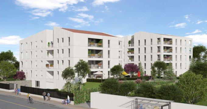 Achat / Vente programme immobilier neuf Marseille 11 face au massif de Saint-Cyr (13011) - Réf. 2783