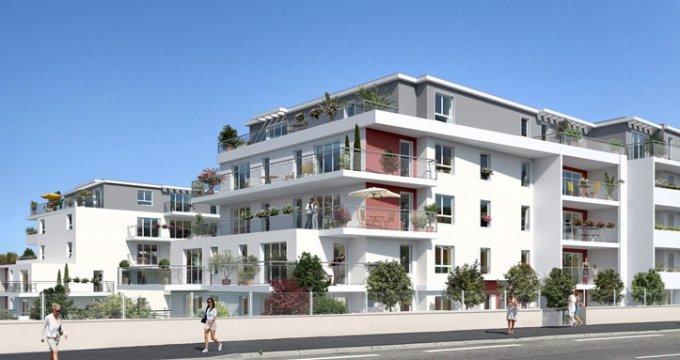 Achat / Vente programme immobilier neuf Marseille 11 proche écoles (13011) - Réf. 1372