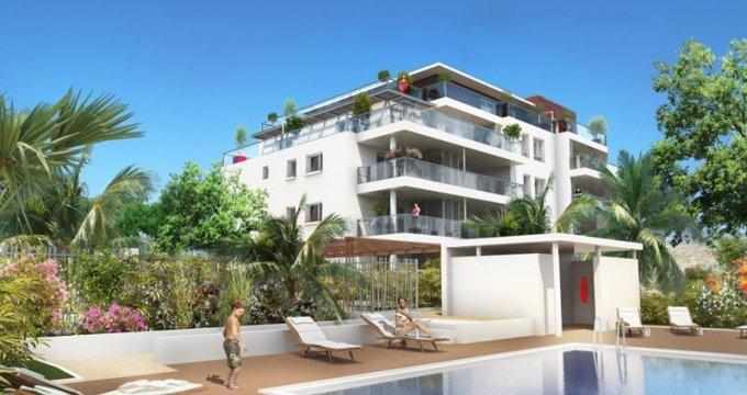 Achat / Vente programme immobilier neuf Marseille 11 Quartier Camoins (13011) - Réf. 1020