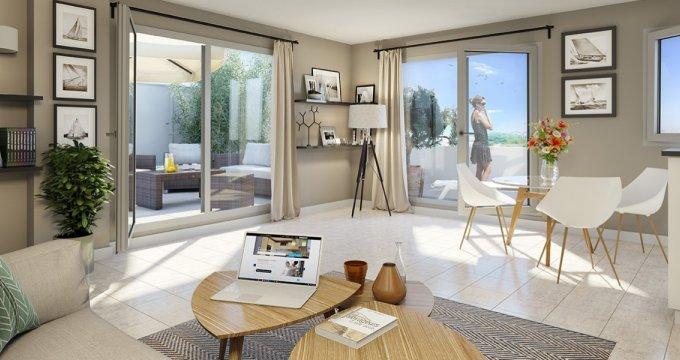 Achat / Vente programme immobilier neuf Marseille 11 Saint Marcel (13011) - Réf. 2588