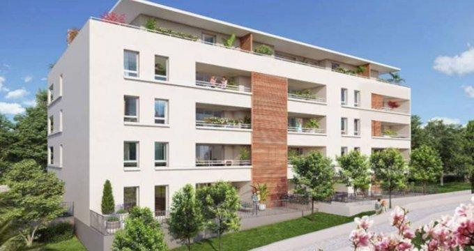 Achat / Vente programme immobilier neuf Marseille 12 secteur des Caillols, proche bus (13012) - Réf. 5398