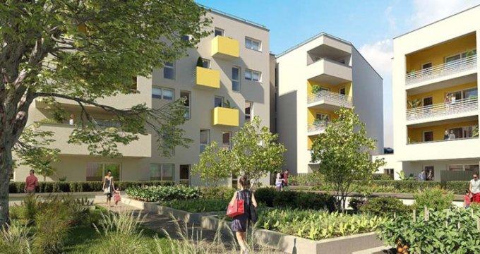 Achat / Vente programme immobilier neuf Marseille 13 proche village Château-Gombert (13013) - Réf. 5708