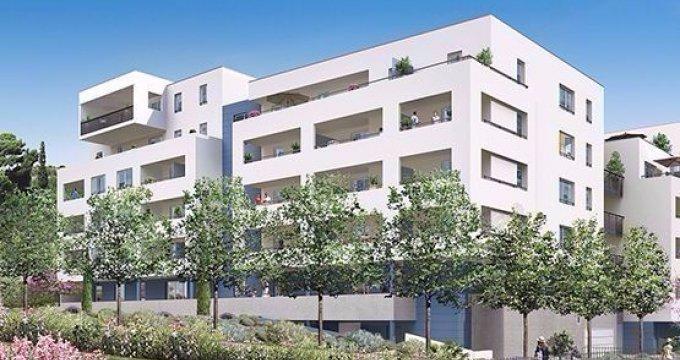 Achat / Vente programme immobilier neuf Marseille 13 proche village de la Croix Rouge (13013) - Réf. 847