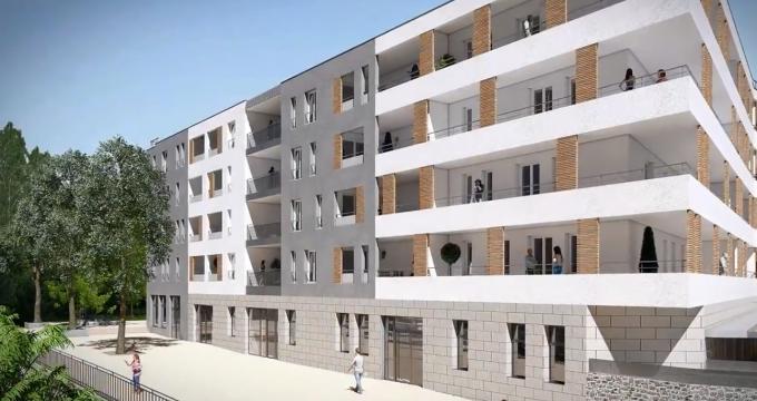 Achat / Vente programme immobilier neuf Marseille 14 au cœur d'un cadre d'exception (13014) - Réf. 4327