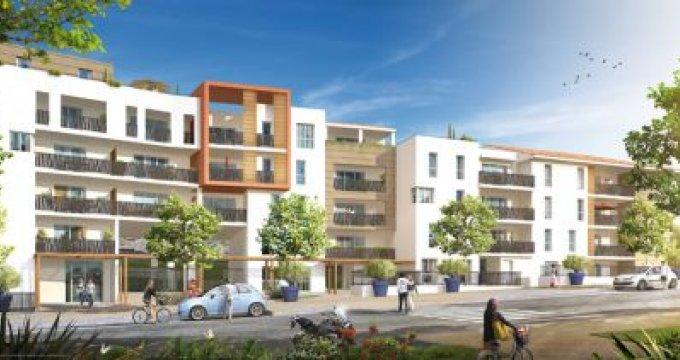 Achat / Vente programme immobilier neuf Marseille 14 les Hauts de Sainte Marthe (13014) - Réf. 1306