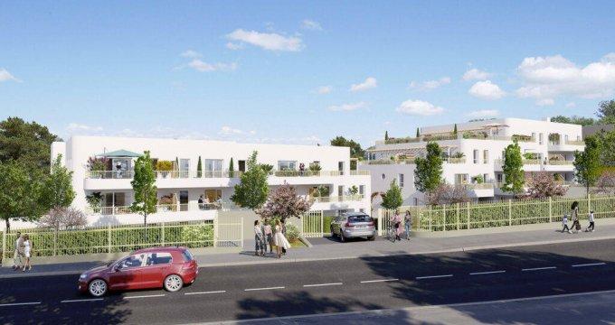Achat / Vente programme immobilier neuf Marseille 16 proche plage et gare de l'Estaque (13016) - Réf. 6228