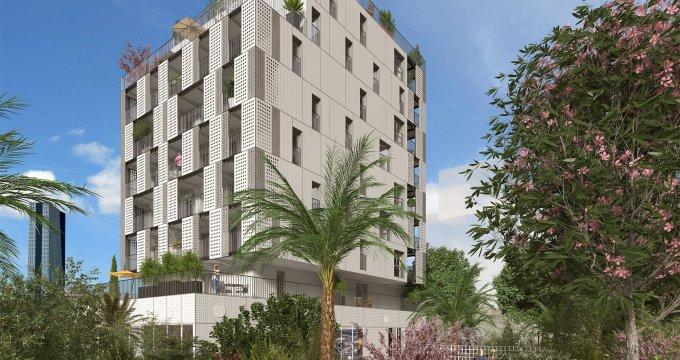 Achat / Vente programme immobilier neuf Marseille 2 proche métro ligne 2 (13002) - Réf. 910