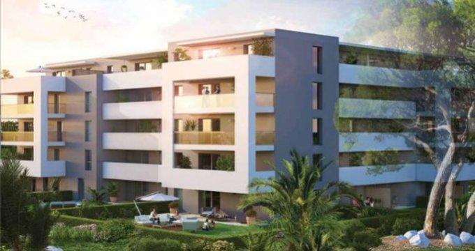 Achat / Vente programme immobilier neuf Marseille 4 quartier de Montolivet (13004) - Réf. 1480