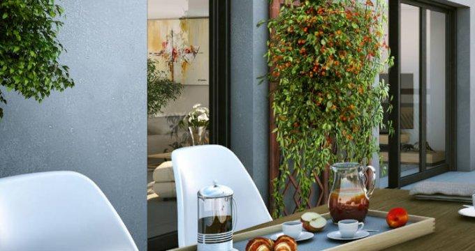 Achat / Vente programme immobilier neuf Marseille 4 secteur des Chartreux (13004) - Réf. 4617