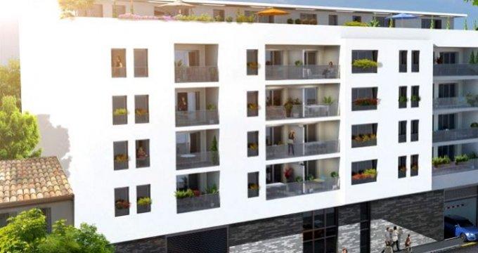 Achat / Vente programme immobilier neuf Marseille 4ème proche du métro (13004) - Réf. 982