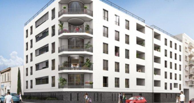Achat / Vente programme immobilier neuf Marseille 5e proche des facultés Timone (13005) - Réf. 397
