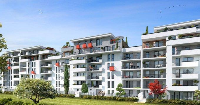 Achat / Vente programme immobilier neuf Marseille 7ème, quartier Saint-Victor (13007) - Réf. 3246