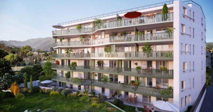 Achat / Vente programme immobilier neuf Marseille 8 quartier Bonneveine (13008) - Réf. 1320