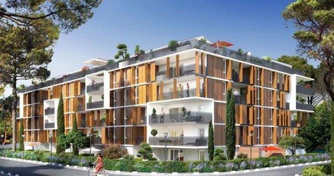 Achat / Vente programme immobilier neuf Marseille 9 au cœur d'un parc privé (13009) - Réf. 2296