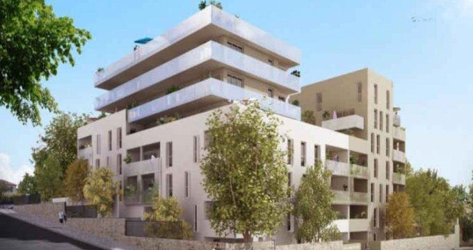 Achat / Vente programme immobilier neuf Marseille  9 Michelet sur Jardin (13009) - Réf. 2627