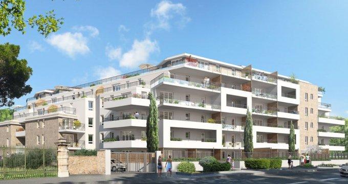 Achat / Vente programme immobilier neuf Marseille 9 proche du Parc National des Calanques (13009) - Réf. 1497