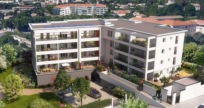 Achat / Vente programme immobilier neuf Marseille 9 quartier Le Cabot (13009) - Réf. 1264