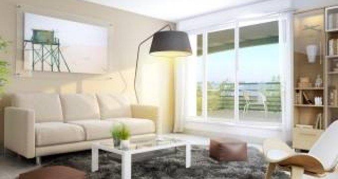 Achat / Vente programme immobilier neuf Marseille proche Parc Borély (13008) - Réf. 781