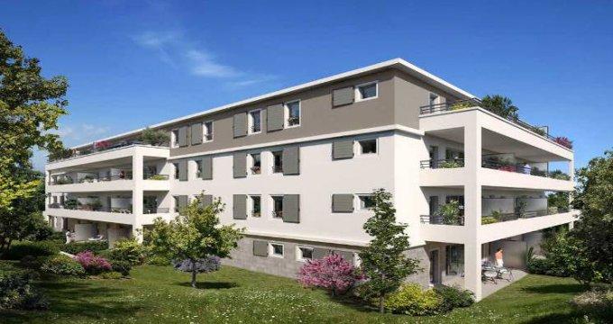 Achat / Vente programme immobilier neuf Plan-de-Cuques petite résidence à 2 pas du centre (13380) - Réf. 5234