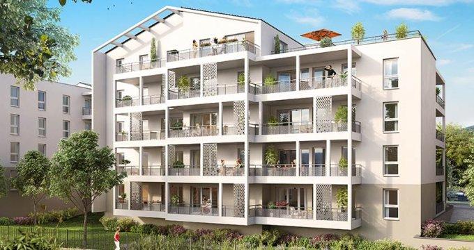 Achat / Vente programme immobilier neuf Roquevaire, au pied des collines du massif de l'Etoile (13360) - Réf. 1736