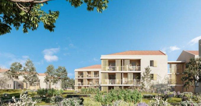 Achat / Vente programme immobilier neuf Venelles à proximité immédiate du centre du village (13770) - Réf. 5077