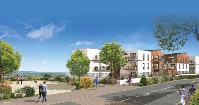 Achat / Vente programme immobilier neuf Vitrolles au centre du quartier des Salins (13127) - Réf. 1930