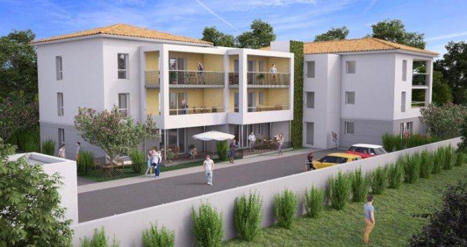 Achat / Vente programme immobilier neuf Vitrolles secteur de la Plaine (13127) - Réf. 2764