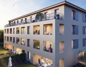 Achat / Vente programme immobilier neuf Aix-en -Provence à 700 m du Cours Mirabeau (13090) - Réf. 5083