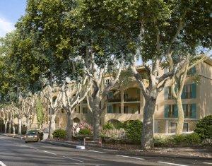 Achat / Vente programme immobilier neuf Aix-en-Provence Pont de l'Arc (13090) - Réf. 6070